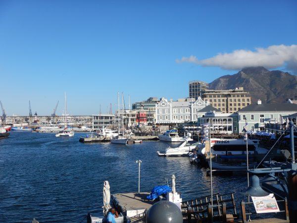 Le Cap, l'une des plus belles villes d'Afrique