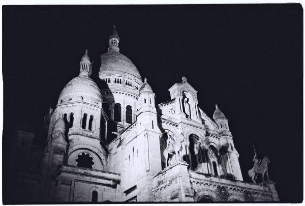 Le Sacré Coeur à Montmartre, Paris