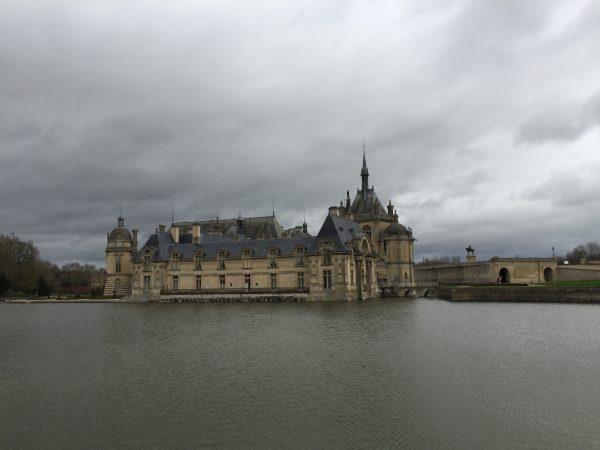 Le château de Chantilly, un lieu très prisé
