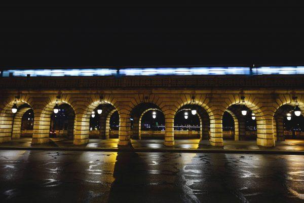 Le pont de Bercy, l'un des plus beaux ponts de Paris
