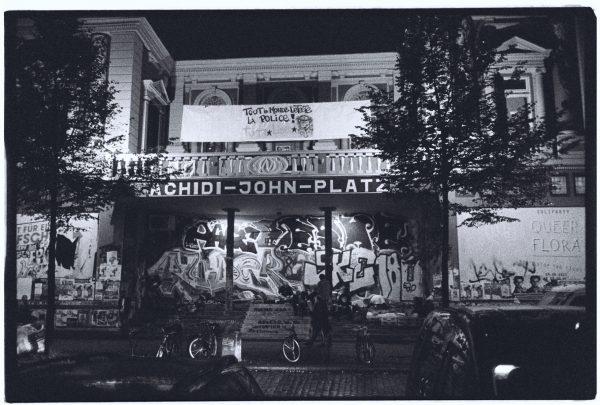 Le quartier de la gare à Hambourg un des lieux les plus underground de la ville, Schanzenviertel