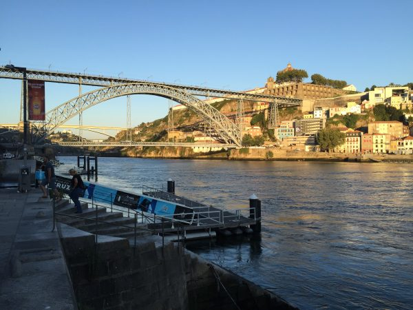 Le splendide pont de Louis 1er