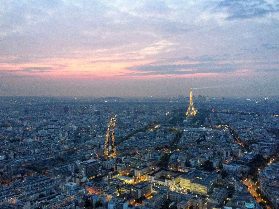 Paris est sans doute l'une des plus belles villes du monde