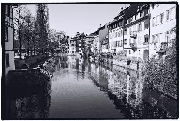 Strasbourg, la petite France sous le soleil