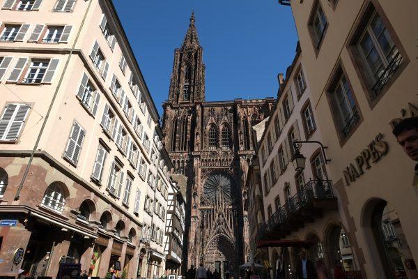Strasbourg, l'une des plus belles villes de France