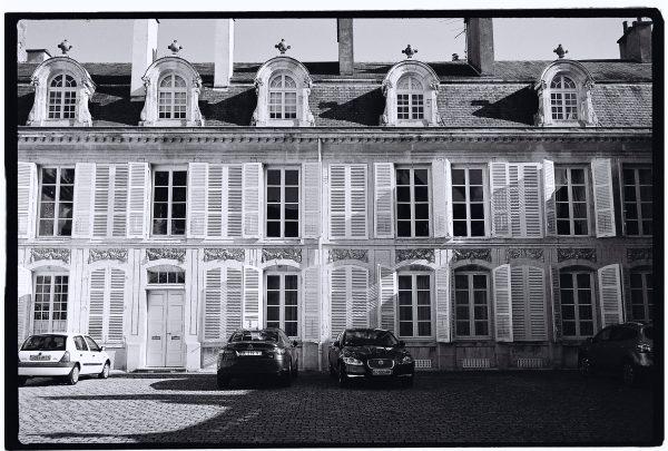Un hôtel particulier à Dijon