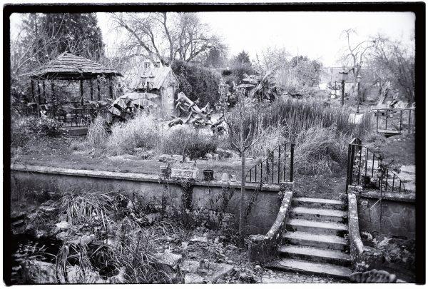 Un splendide jardin particulier à Ravenel dans l'Oise