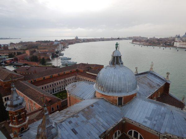 Venise une ville qui flotte dans la lagune