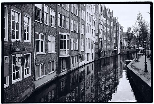 Amsterdam ou tout le charme de vivre sous le niveau de la mer