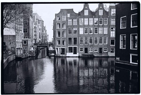 Amsterdam une oeuvre architecturale