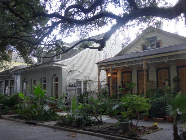Balade dans le quartier de Tremé à la Nouvelle Orléans