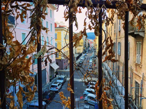Dans les parages de la rue San Lazaro à Ajaccio