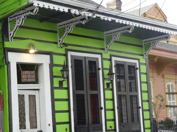 La Nouvelle Orléans l'une des plus belles villes des Etats Unis