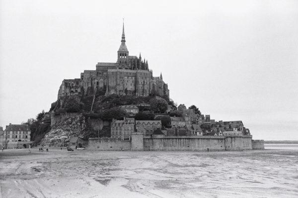Le Mont Saint-Michel en Basse Normandie
