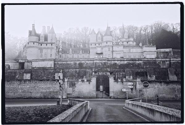Le château d'Ussé ou le château de la Belle au Bois Dormant