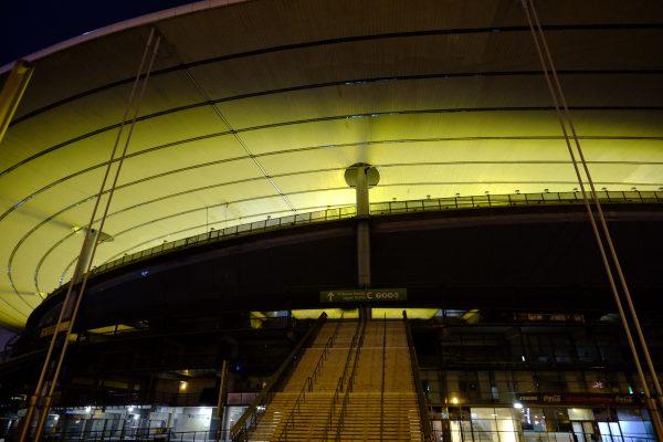 Le stade de France l'un des plus grands stades de foot du monde