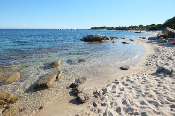 Le sud de la Corse et la baie oubliée de Figari