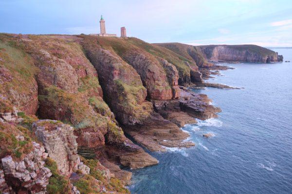 L'un des plus beaux endroits de France, le cap Fréhel dans les côtes d'Armor