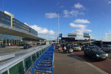 L'un des plus grands aéroports d'Europe, Amsterdam Schiphol AMS