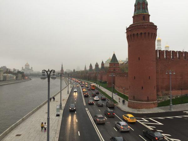 Moscou la capitale du pays le plus peuplé d'Europe