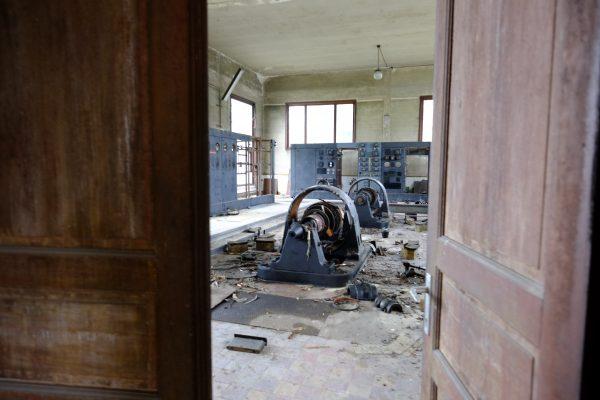Première intrusion sur un site de fabrication du verre, Escale à Charleroi le paradis de l'urbex