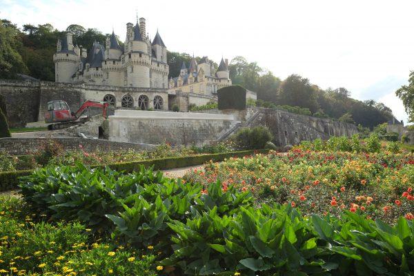 Ussé, le château de la Belle au Bois Dormant