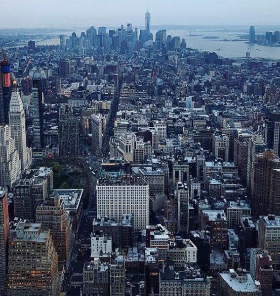 Big Apple le surnom de New York