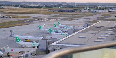 L'aéroport d'Orly vue depuis la tour de contrôle