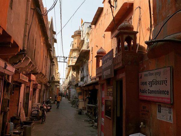 Les rues colorées de Jaipur