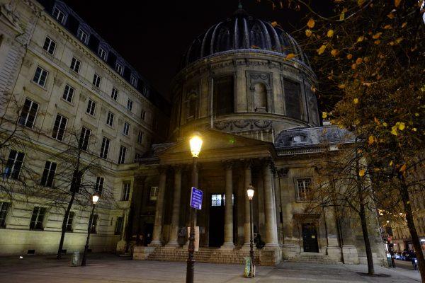 Eglise Notre Dame de l'Assomption, rue Saint Honoré à Paris