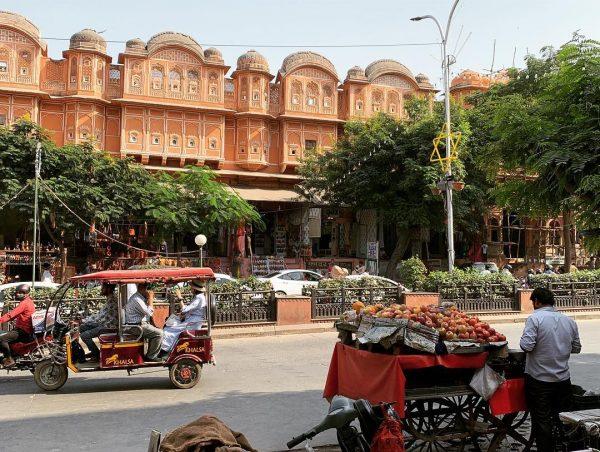 Jaipur l'une des villes les plus colorées du pays