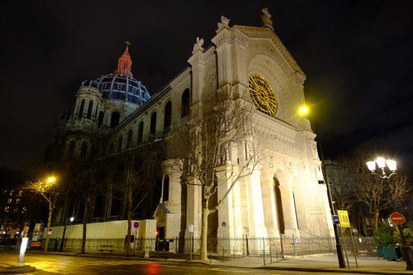 L'église Saint Augustin à Paris