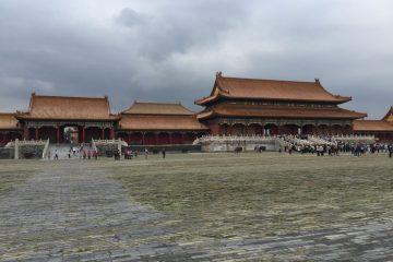 La Cité Interdite en Chine