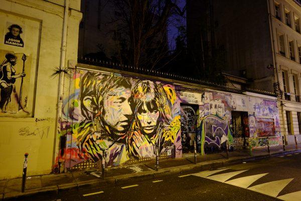 La maison de Serge Gainsbourg rue Verneuil
