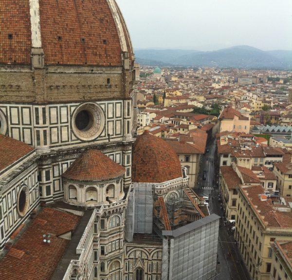 La splendide cathédrale Santa Maria del Fiore