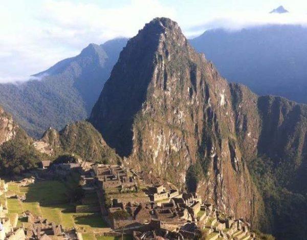 Le Macchu Pichu, l'une des 7 merveilles du monde
