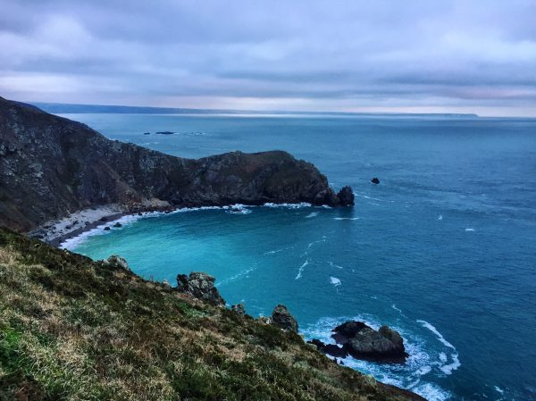Le Nez de Jobourg, l'un des plus beaux endroits du Cotentin