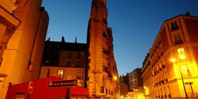 L'immeuble le plus étroits, Paris insolite