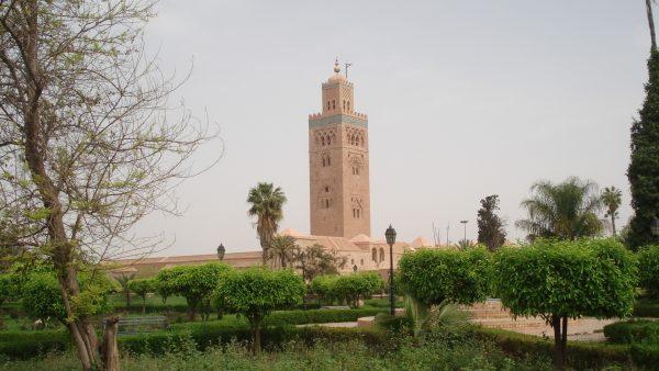 Marrakech, l'une des plus belles villes du Maroc
