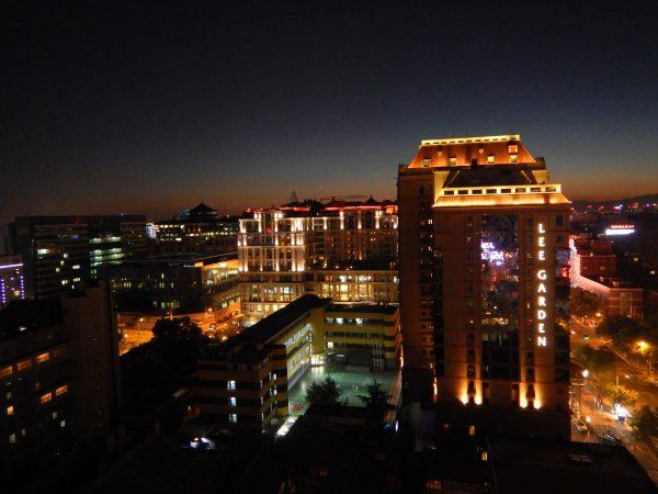 Pékin au crépuscule portrait d'une ville incroyable
