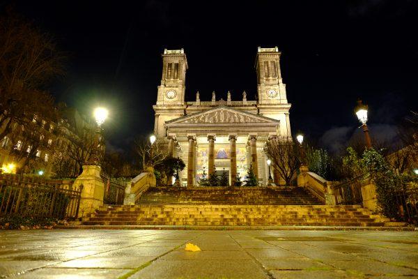 Saint-Vincent de Paul, une église remarquable