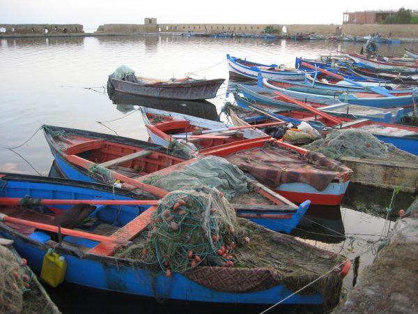 Un petit village de pêcheur entre Tunis et Rafraf