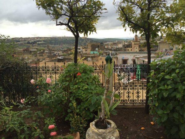 Vue sur la Médina de Fès, l'une des plus belles villes du Maroc