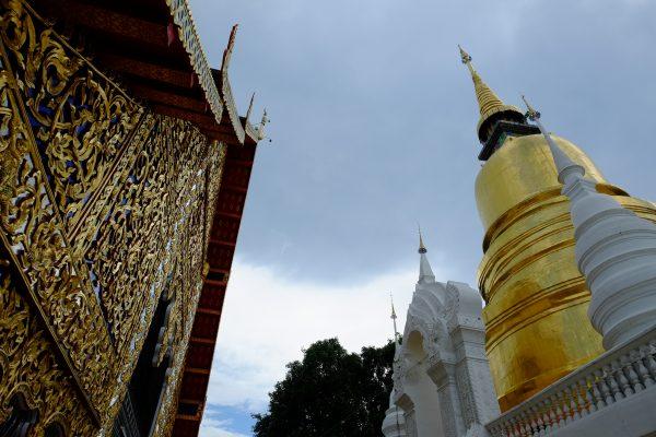 Un temple impressionnant et splendide