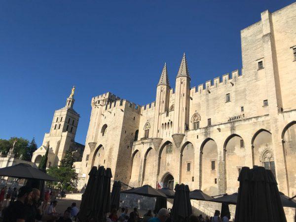 Avignon la ville la plus chaude de France