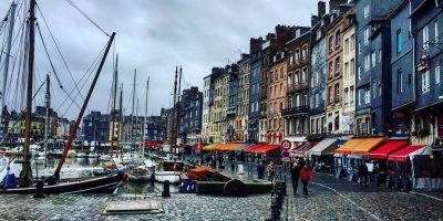 Honfleur l'une des plus belles villes de Normandie