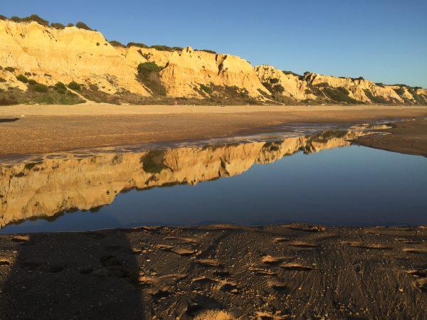 La plage de Mazagon en Andalousie, l'un des plus beaux paysages d'Espagne
