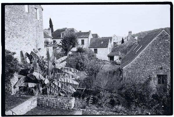 Le charmant village de Domme, Périgord