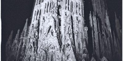 Mystique et magique basilique d'Antoni Gaudi, La Sagrada Familia
