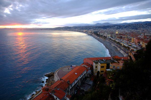 Nice, l'une des villes les plus chaudes de France